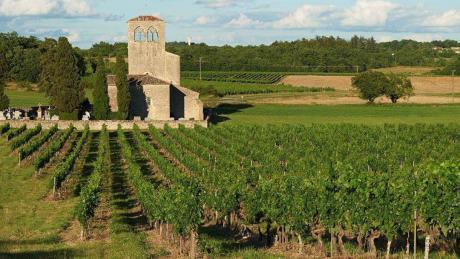 Landschappen in de Dordogne